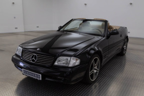 2000 Mercedes-Benz SL 500