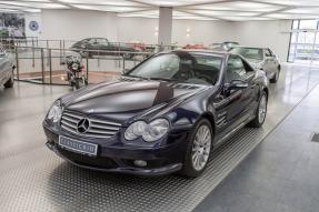 2002 Mercedes-Benz SL55 AMG