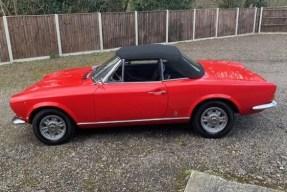 1968 Fiat 124 Sport Spider