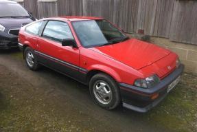 1985 Honda CRX
