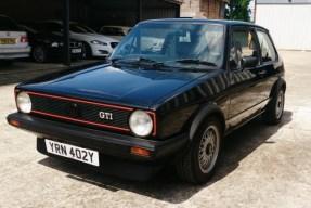 1983 Volkswagen Golf GTi