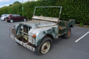 1951 Land Rover Series I