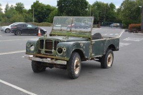1950 Land Rover Series I