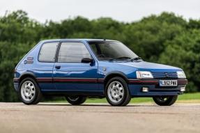 1993 Peugeot 205 GTi