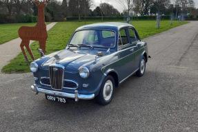 1957 Wolseley 1500