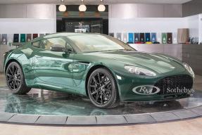 2014 Aston Martin V8 Vantage Zagato