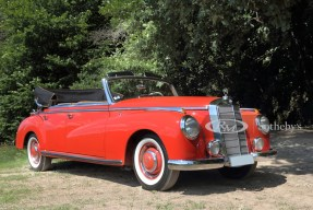 1953 Mercedes-Benz 300 Cabriolet