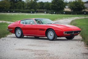 1970 Maserati Ghibli