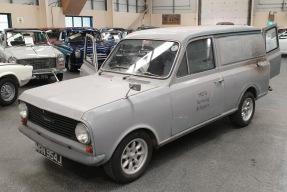 1971 Bedford HA
