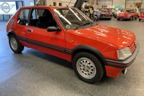 1991 Peugeot 205 GTi