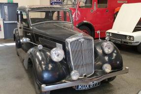 1936 Wolseley 21/6