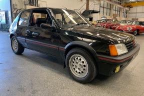 1985 Peugeot 205 GTi