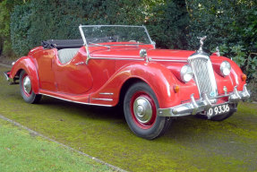 1950 Riley RMC