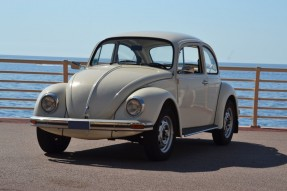 1975 Volkswagen Beetle