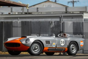 1959 Tojeiro California Spyder