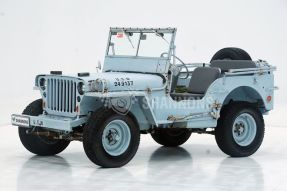 c. 1944 Ford Jeep