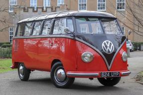 1955 Volkswagen Type 2 (T1)