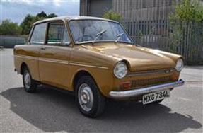 1972 DAF 33