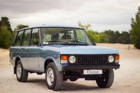 1982 Land Rover Range Rover