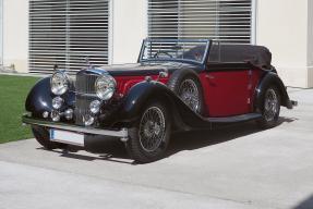 1939 Alvis 4.3 Litre