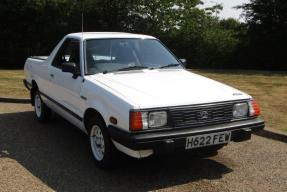 1991 Subaru 284