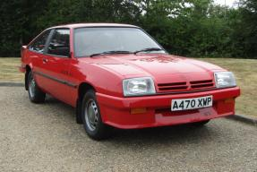 1983 Opel Manta