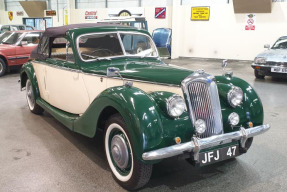 1948 Riley 2.5-litre