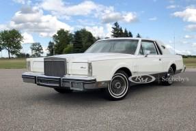 1980 Lincoln Continental
