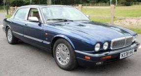 1996 Daimler Century Six