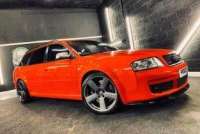 2004 Audi RS6
