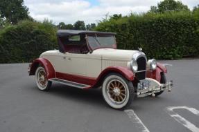 1926 Chrysler Model F-58