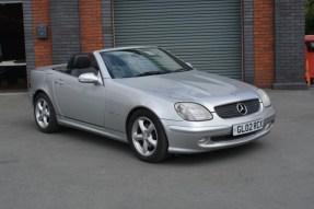 2002 Mercedes-Benz SLK 230
