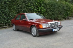 1992 Mercedes-Benz 190E