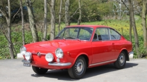 1965 Fiat 850 Sport Coupe