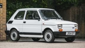 1991 Fiat 126