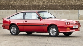 1989 Opel Manta