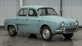 1964 Renault Dauphine