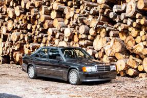 1984 Mercedes-Benz 190E 2.3-16