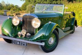 1937 Bentley 4¼ Litre