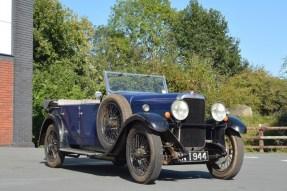 1931 Alvis 12/50