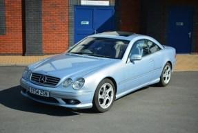 2004 Mercedes-Benz CL 500