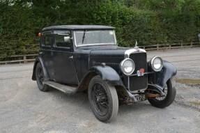 1932 Alvis 12/60