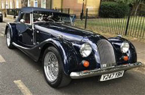 2001 Morgan Plus 8