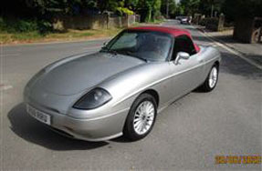2000 Fiat Barchetta