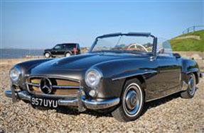 1961 Mercedes-Benz 190 SL