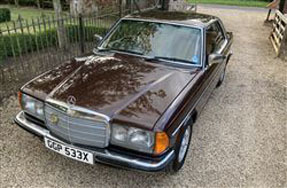 1982 Mercedes-Benz 280 CE