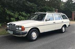 1985 Mercedes-Benz 200 T