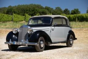 1950 Mercedes-Benz 170