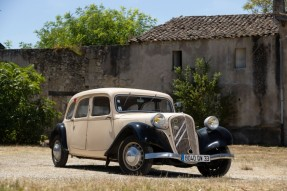 1938 Citroën 11