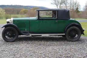 1929 Sunbeam 16.9